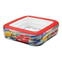 Nafukovací bazén Intex Play Box Auta 57101NP Barva: mix barev