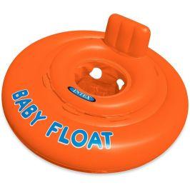 Plovací kruh Intex Baby Float 56588EE Barva: oranžová