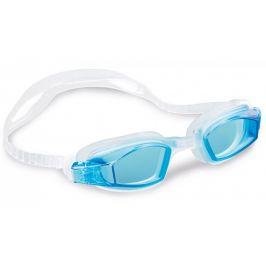 Plavecké brýle Intex Free Style Sport Goggles 55682 Barva: modrá
