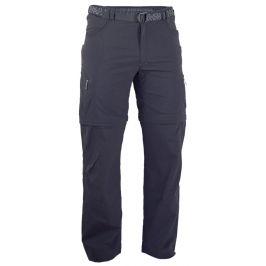 Pánské kalhoty Warmpeace Fording Zip-Off Velikost: XXL / Barva: tmavě šedá
