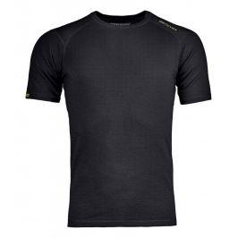 Pánské funkční triko Ortovox 145 Ultra M krátký rukáv Velikost: M / Barva: černá