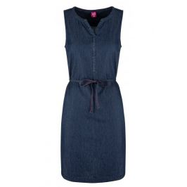 Šaty Loap Nermin Velikost: XS / Barva: modrá