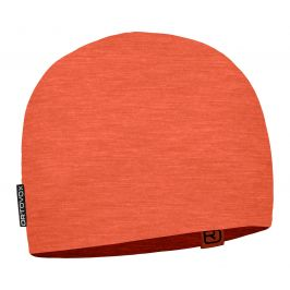 Čepice Ortovox 120 Tec Beanie Barva: oranžová