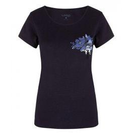 Dámské triko Loap Astraia Velikost: XS / Barva: modrá