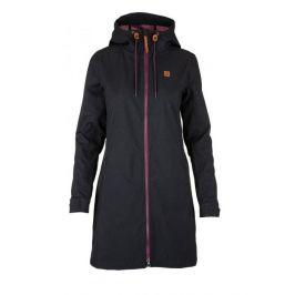 Dámský kabát Loap Ladka Velikost: S / Barva: černá