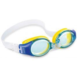 Plavecké brýle Intex Junior Googles 55601 Barva: modrá