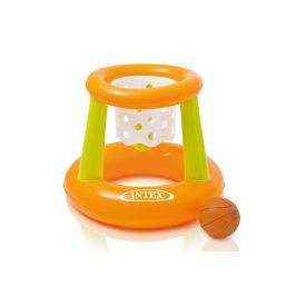 Nafukovací koš Intex Floating Hoops 58504NP Barva: oranžová