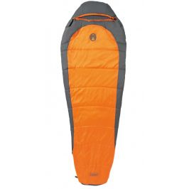 Spacák Coleman Silverton 150 Barva: šedá/oranžová