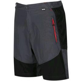 Pánské kraťasy Regatta Sungari Shorts Velikost: XXL (40) / Barva: šedá