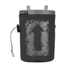 Pytlík na magnezium Singing Rock Chalk Bag Large Barva: tmavě šedá