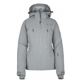 Dámská lyžařská bunda Kilpi Addison W Velikost: XL (42) / Barva: šedá