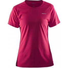 Dámské funkční triko Craft Prime Velikost: XS / Barva: růžová