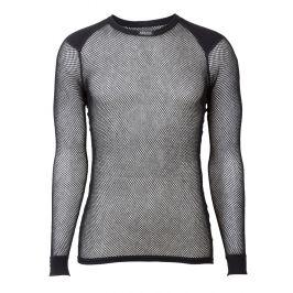 Brynje of Norway Pánské funkční triko Brynje Wool Thermo Shirt Velikost: XL / Barva: černá