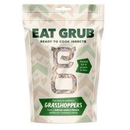 Jedlé kobylky Eat Grub Grasshoppers 9g