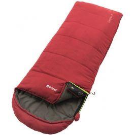 Dětský spacák Outwell Campion Junior Barva: červená