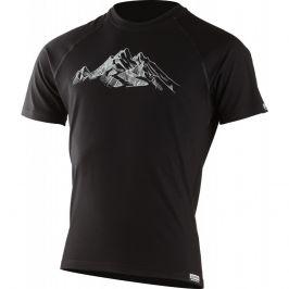 Pánské funkční triko Lasting Hill Velikost: L / Barva: černá