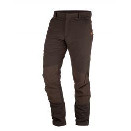 Pánské kalhoty Northfinder Gerontil Velikost: M / Barva: hnědá