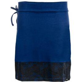Sukně Alpine Pro Vaila Velikost: M / Barva: modrá