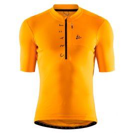 Pánský cyklodres Craft Train Pack Velikost: M / Barva: oranžová