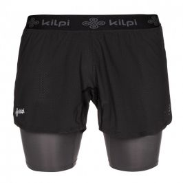 Pánské kraťasy Kilpi Irazu-M Velikost: M / Barva: černá