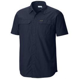 Pánské triko Columbia Silver Ridge™ 2.0 Velikost: M / Barva: tmavě modrá