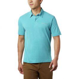 Pánské polo tričko Columbia Sun Ridge™ Velikost: M / Barva: světle modrá