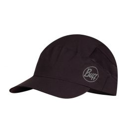 Kšiltovka Buff Pack Trek Cap Solid Barva: černá