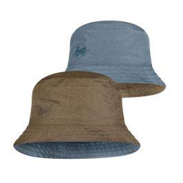 Klobouk Buff Travel Bucket Hat Velikost: S-M / Barva: modrá/zelená