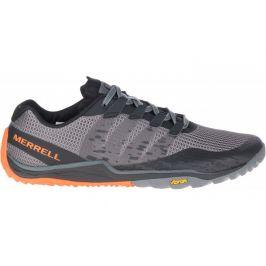 Pánské boty Merrell Trail Glove 5 Velikost bot (EU): 46,5 / Barva: oranž/šedá