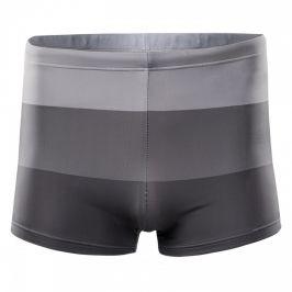 Pánské plavky Aquawave Stripe Velikost: M / Barva: šedá