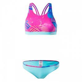 Dívčí plavky Aquawave Rodani JR Dětská velikost: 140 / Barva: růžová