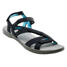 Dámské sandály Elbrus Laren Wo's Velikost bot (EU): 37 / Barva: černá