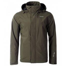 Pánská bunda Hi-Tec Orati Velikost: M / Barva: černá