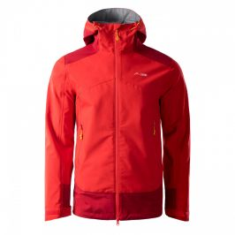 Pánská bunda Elbrus Nevado Velikost: M / Barva: červená