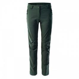 Dámské kalhoty Elbrus Gaude wo's Velikost: S / Barva: tmavě zelená