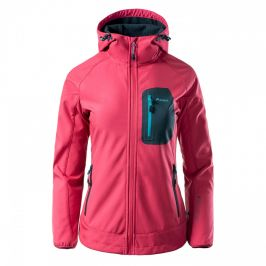 Dámská bunda Elbrus Sete wo's Velikost: M / Barva: malinová