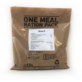 One Meal Menu IV - Hovězí maso s houbami