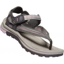 Dámské sandály Keen Terradora II Toe Post Velikost bot (EU): 37 / Barva: tmavě šedá