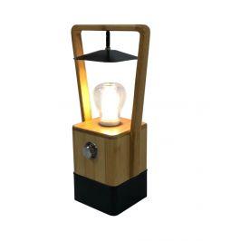 Human Comfort Lampa Human Comfot Bamboo lamp Andelat Barva: hnědá