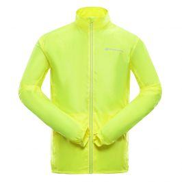 Pánská bunda Alpine Pro Beryl 4 Velikost: S / Barva: žlutá