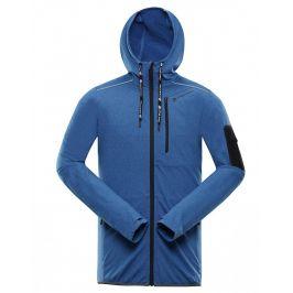Pánská mikina Alpine Pro Cass 5 Velikost: XS / Barva: modrá