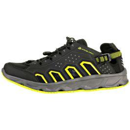 Sandály Alpine Pro Theode Velikost bot (EU): 36 / Barva: černá