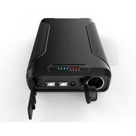 Powerbanka RoHS GP10 12V / 60000 mAh-222W Barva: černá