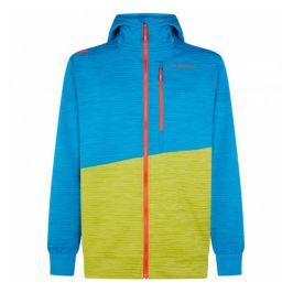 Pánská mikina La Sportiva Training Day Hoody M Velikost: M / Barva: modrá