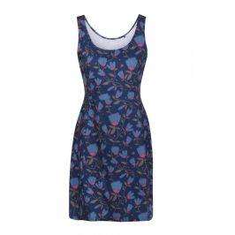 Šaty Alpine Pro Elanda 3 Velikost: XS / Barva: modrá