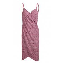 Šaty Alpine Pro Yara Velikost: XS / Barva: růžová