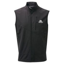 Pánská vesta Mountain Equipment Frontier Vest Velikost: M / Barva: černá