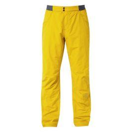 Pánské kalhoty Mountain Equipment Inception Pant Acid Velikost: M / Délka kalhot: regular / Barva: žlutá