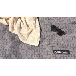 Koberec Outwell Flat Woven Carpet Lawndale 500 Barva: šedá