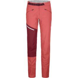 Dámské kalhoty Ortovox Brenta Pants W Velikost: S / Barva: červená